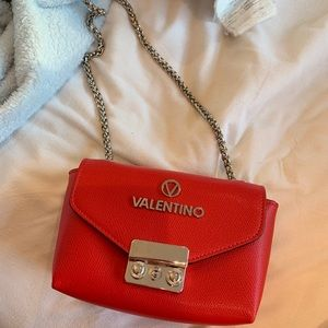 BRAND NEW red valentino bag